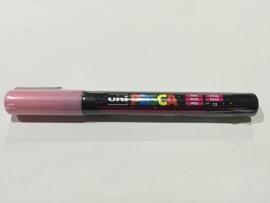 POSCA PC-3M/ 1,3mm Verfstift Glitter Pink