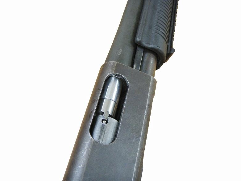 12 Gauge shot gun adaptor