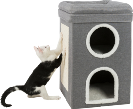 Cat Tower Saul