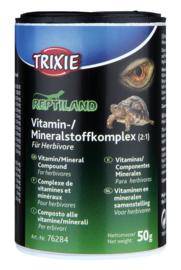 Vitamine-/Mineralencomplex voor herbivoren
