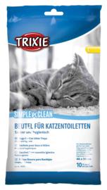 Simple'n Clean kattenbakzakken