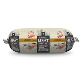 Natural Fresh Meat Vlees Worst 250gr per 12