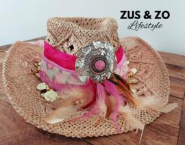 Ibiza hoed 'Eivissa sunset'