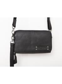 Bag2Bag 'Gibson' tasje / wallet zwart