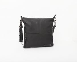 Bag2Bag tas 'Madura' zwart