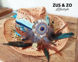 Ibiza hoed 'Ibiza Azul'
