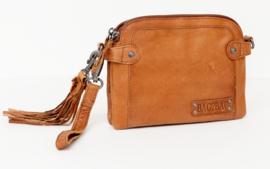 Tasje / clutch Bag2Bag  'Siena' cognac