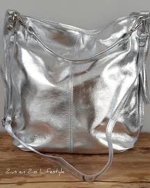 Tas 'Treasure' Zilver