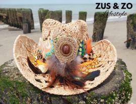 Ibiza hoed 'Ibiza Vibes'