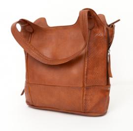 Tas / shopper Bag2Bag 'Merida' cognac