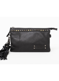 Bag2Bag tas / clutch 'Pedy' zwart