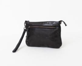 Bag2Bag Tasje / clutch 'Levisa' Black