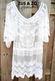 Tuniek 'Eivissa dream' white