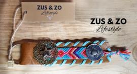 Sleutel / tassenhanger Zus & Zo nr 2