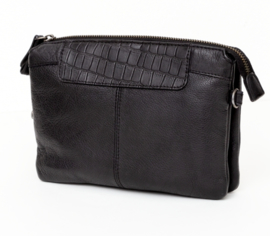 Tasje / clutch Bag2Bag  'Mora' zwart