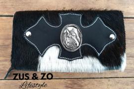 Portemonnee 'Azul horse Ibiza' nr 1