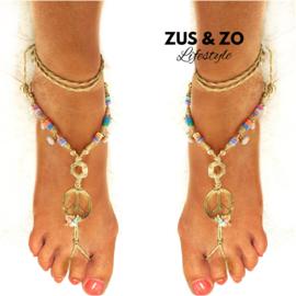 Barefoot sandals 'ibiza Peace'