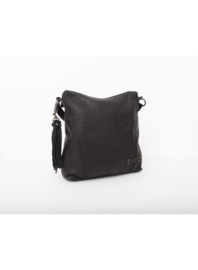 Bag2Bag tas 'Nelson' zwart