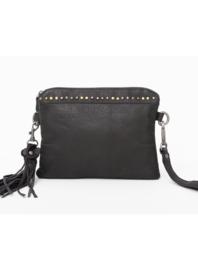 Bag2Bag Tasje / clutch 'Wilora' zwart