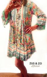 Ibiza 'Whide Flower dress'