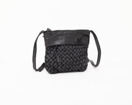 Bag2Bag  tasje 'Tarente' black