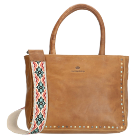 Tas Micmacbags 'New Navajo' sand