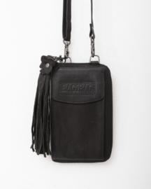 Bag2Bag phonewallet 'Tennessee' zwart