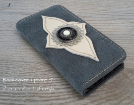 Bookcover I phone 5 of 5S