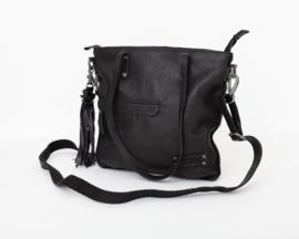 Bag2Bag tas 'Rome' zwart