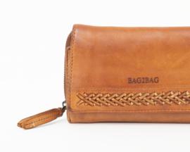 Portemonnee - wallet Bag2Bag 'Matera' cognac