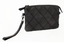 Tasje / clutch Bag2Bag  'Madrid' zwart