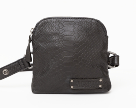 Bag2bag heup-tasje 'Kintore' zwart