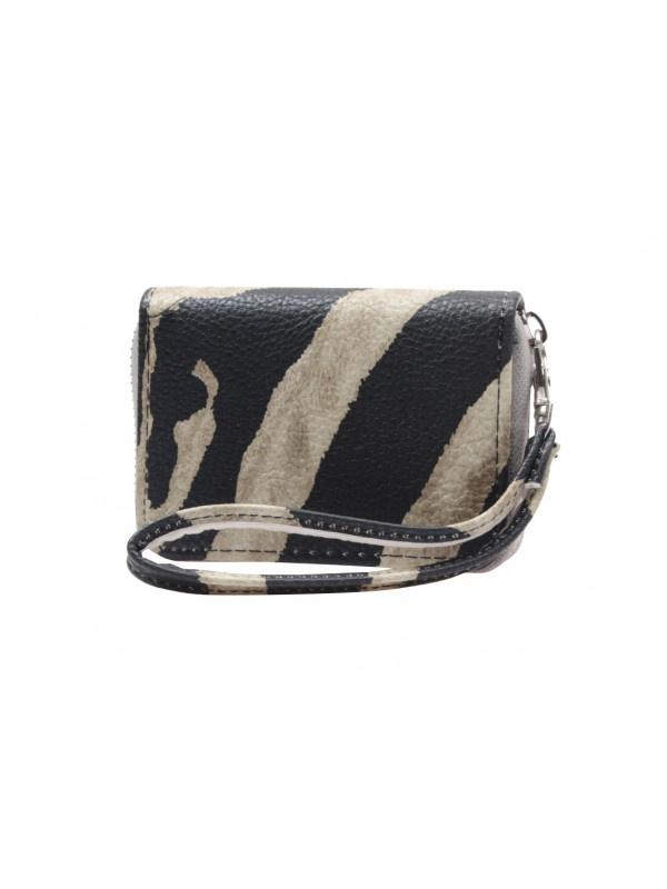 Portemonneetje 'Zebra'