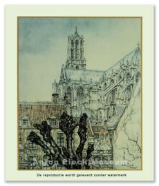 Utrecht met Domkerk