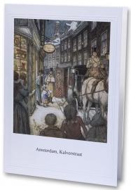 Amsterdam Kalverstraat (Unieke Amsterdam collectie)