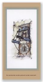 Torenklok met luidklok