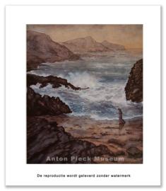 Bergen en Zee (grootformaat)
