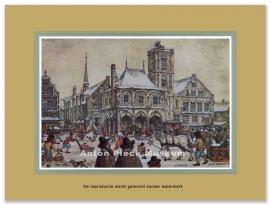 Amsterdam Stadhuis (Unieke Amsterdam collectie)