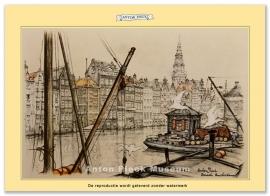 Amsterdam Damrak (Unieke Amsterdam collectie)