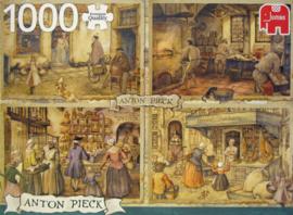 Bakkers uit de 19e eeuw