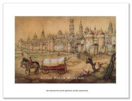 Voor de poorten van Brugge
