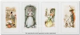 Treinloket, Dienstbode, Wafelmeisje, Mariabeeld