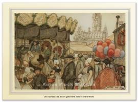 Middelburg Balonnenverkoper