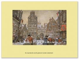 Amsterdam Straattoneel (Unieke Amsterdam collectie)
