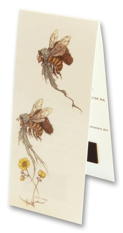 Boekenlegger Bijen