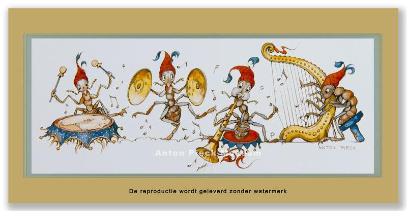 Mieren orkest