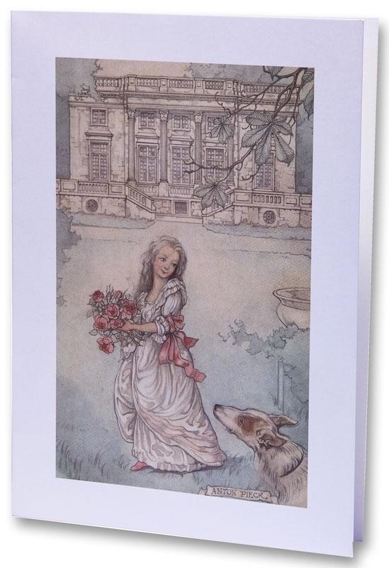 Madame Royal (wenskaart)