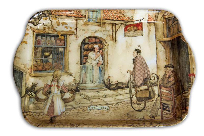 Dienblad klein Brood-Backery