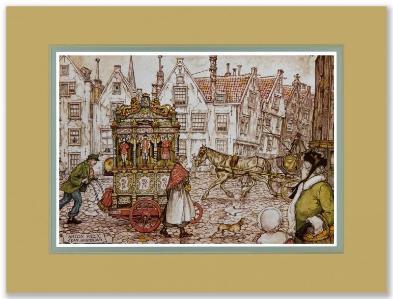 Amsterdam Spui (Unieke Amsterdam collectie)