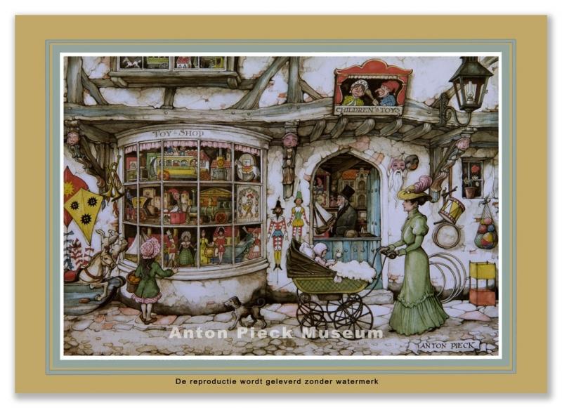 Toy-Shop (grootformaat)